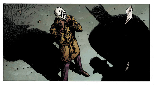 Doomsday Clock #12 Review
