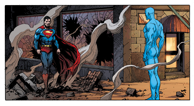 DC First Look: Doomsday Clock #12