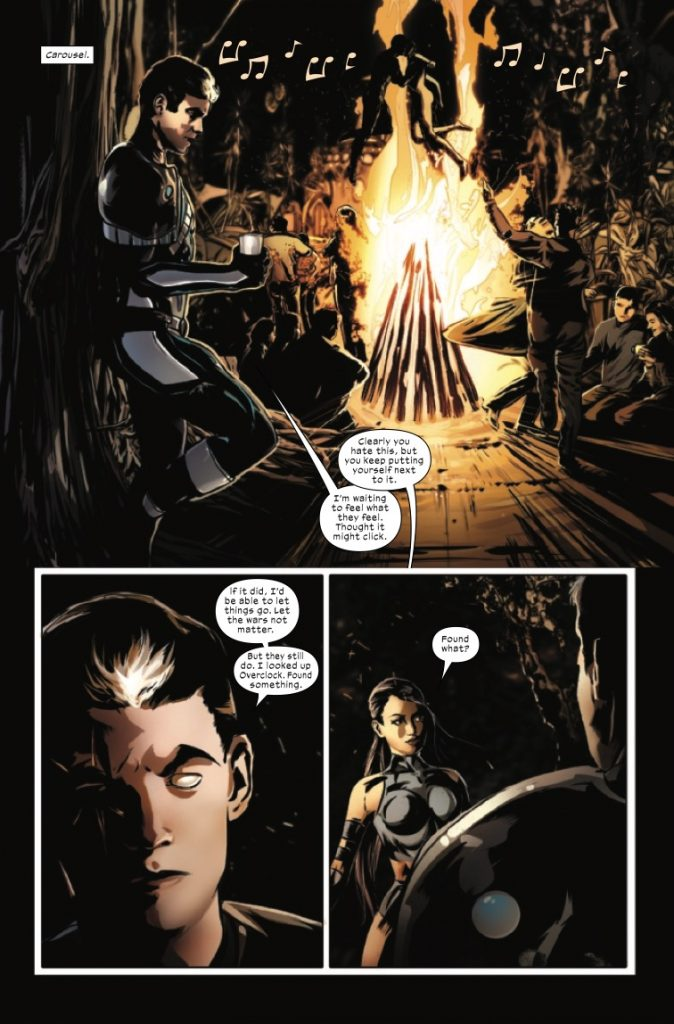 Marvel Preview: Fallen Angels #2