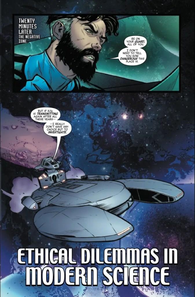 Marvel Preview: Fantastic Four: Negative Zone (2019) #1
