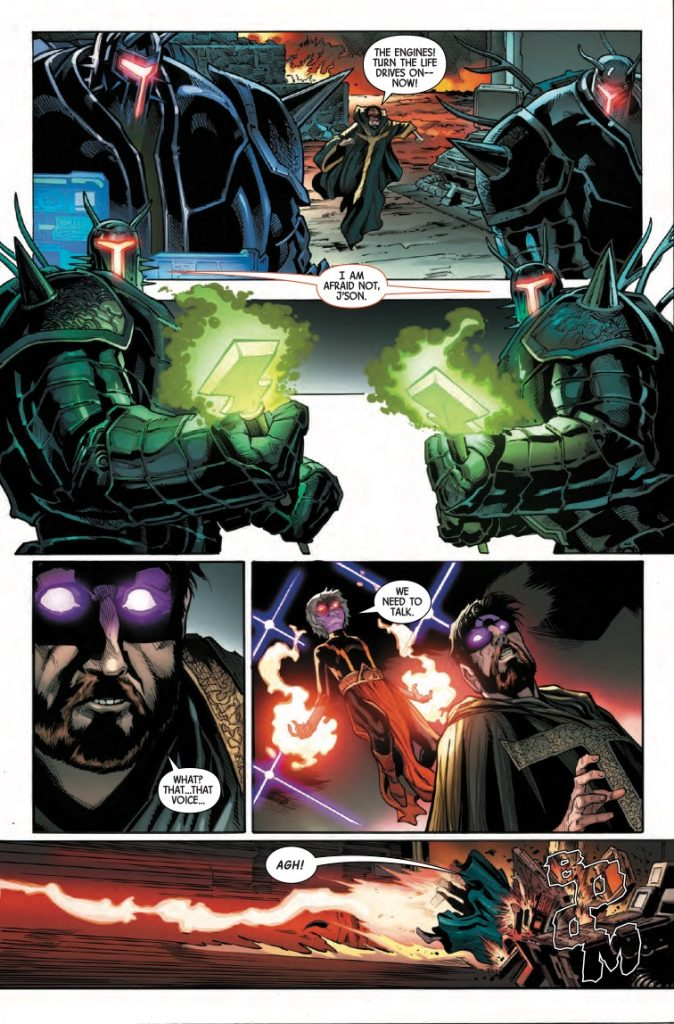 Guardians of the Galaxy #11 Review