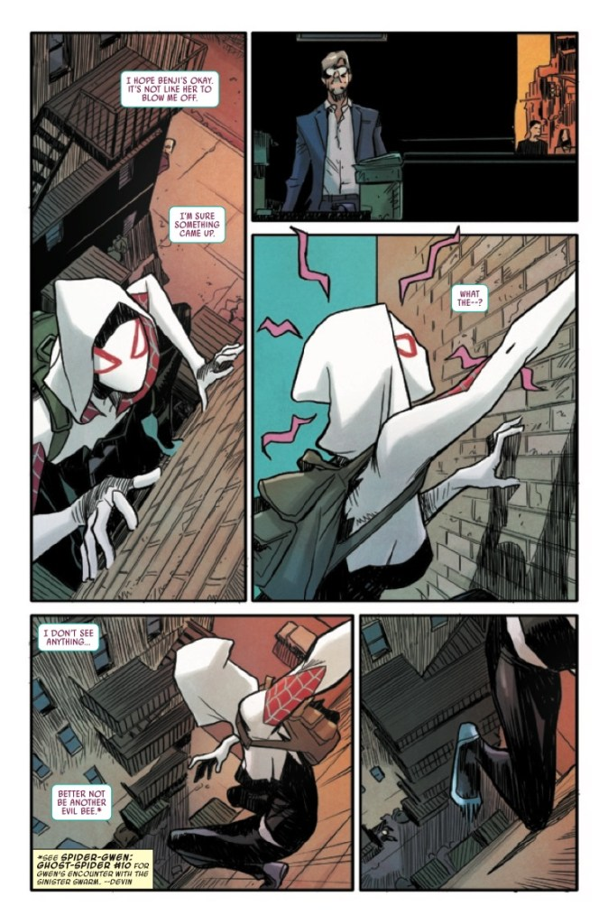 Marvel Preview: Ghost-Spider #4