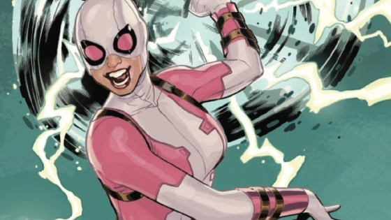 Marvel Preview: Gwenpool Strikes Back! #4