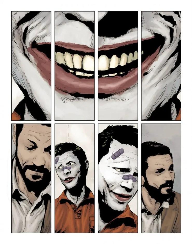 DC Preview: Joker: Killer Smile #2
