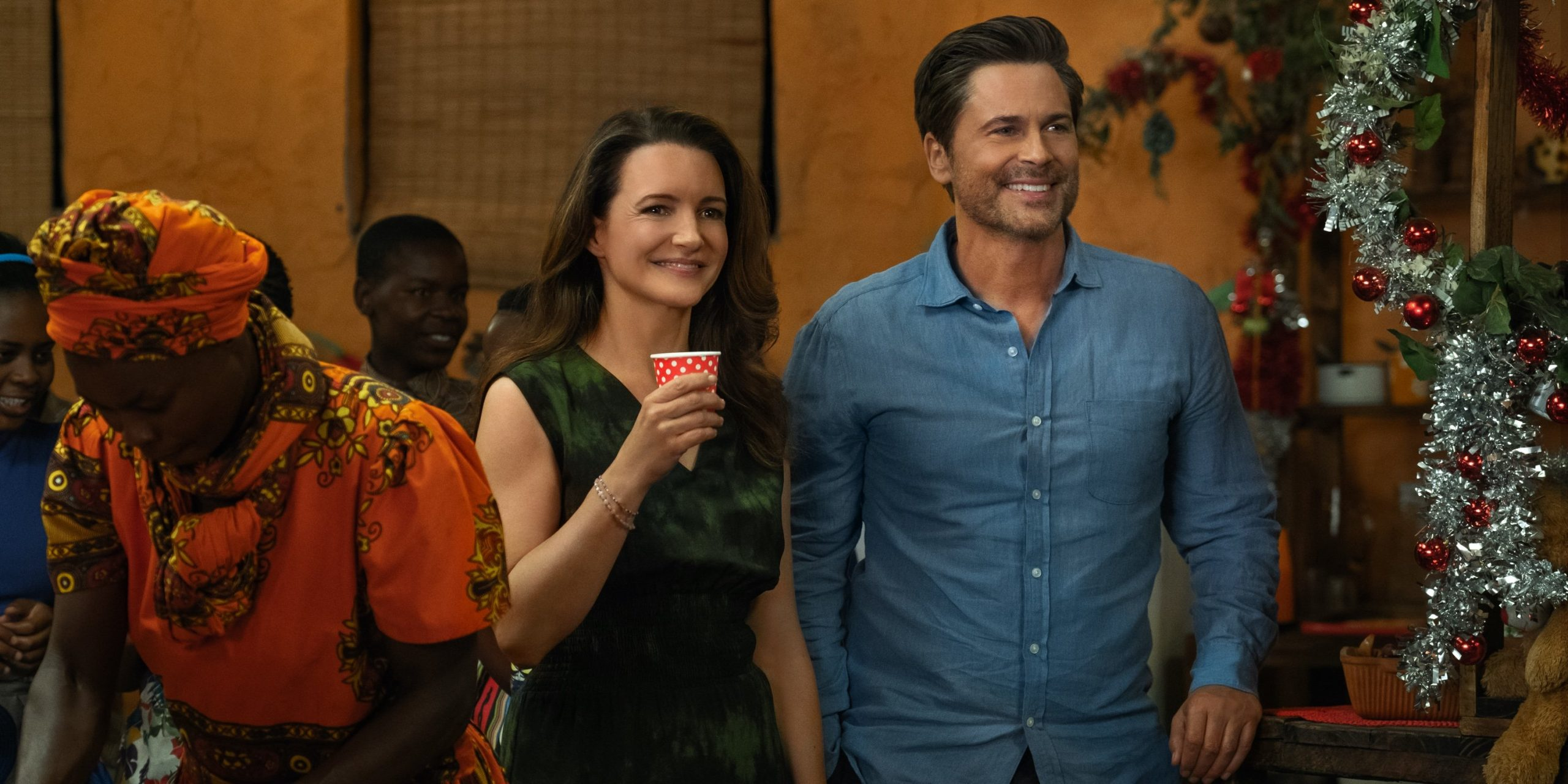 Holiday in the Wild Review: Netflix's version of Hallmark Channel