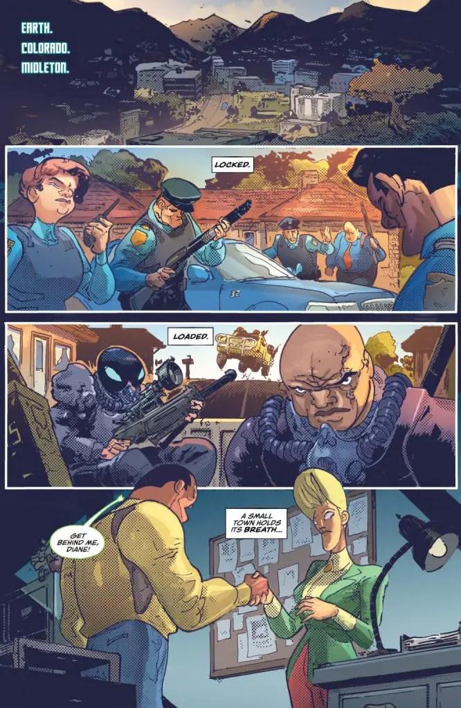 Martian Manhunter #10 Review