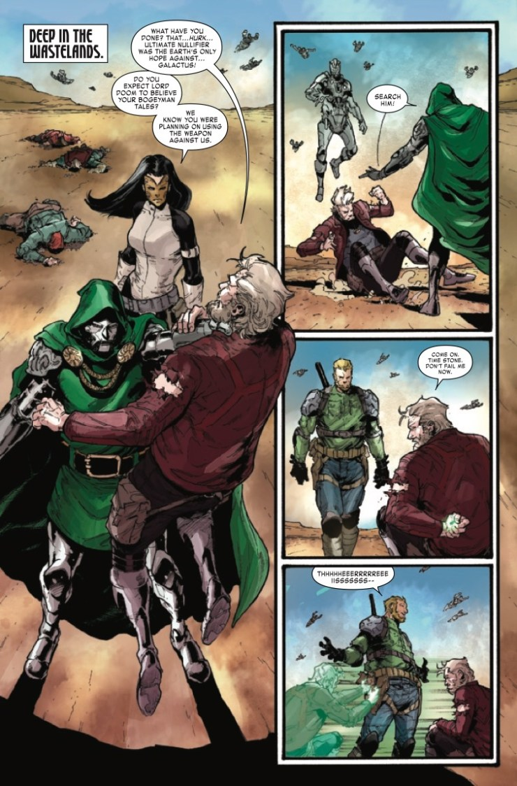 Marvel Preview: Old Man Quill #12