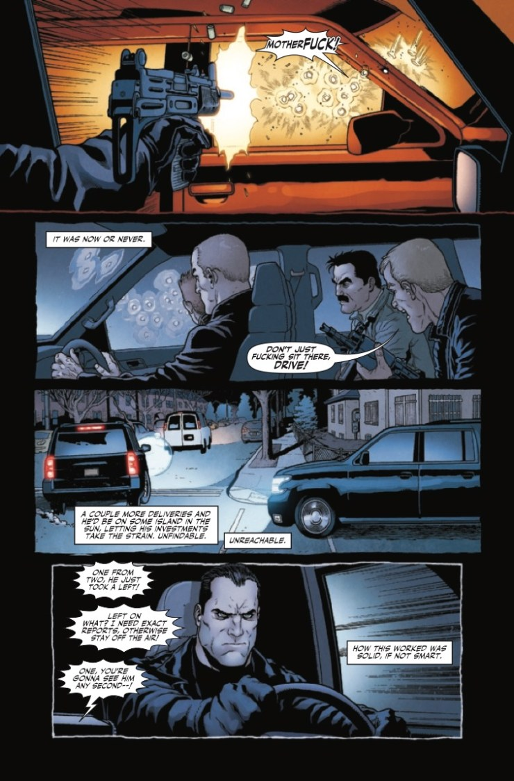 Marvel Preview: Punisher: Soviet #1