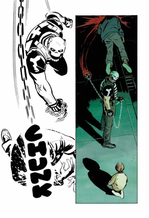 """My love letter to Frank Miller"": Jeff Lemire and Tonči Zonjić discuss 'Skulldigger and Skeleton Boy'"