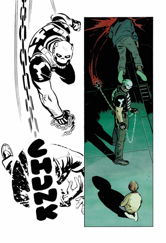Skulldigger and Skeleton Boy #1 Review