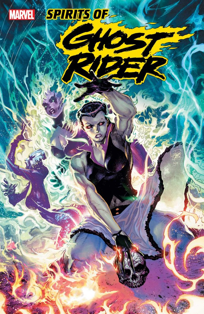 Marvel Comics First Look: Spirits of Ghost Rider: Mother of Demons #1