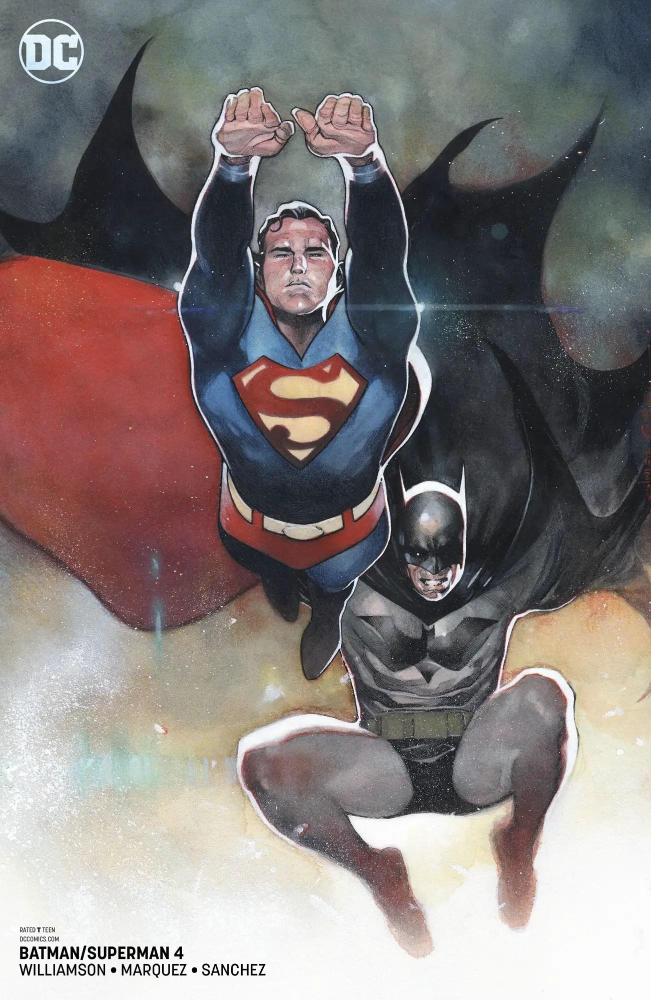 Batman/Superman #4 Review
