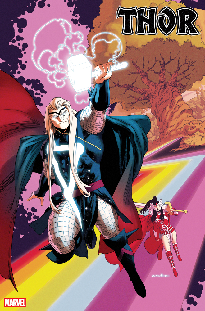First Look: Kris Anka's Thor #1 cover