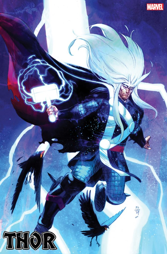 Thor #1 drops this January from Donny Cates and Nic Klein.