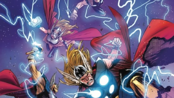 Marvel Preview: Thor: The Worthy #1