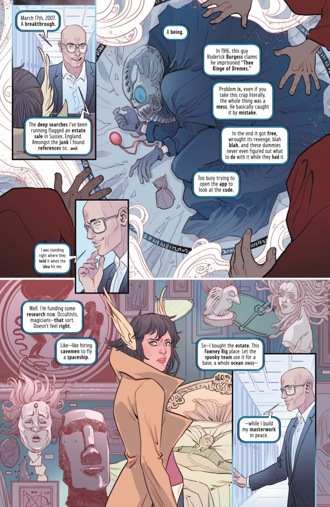 The Dreaming #16 Review