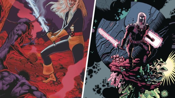 Keeping you up to date and connected with the latest comic book news and more.