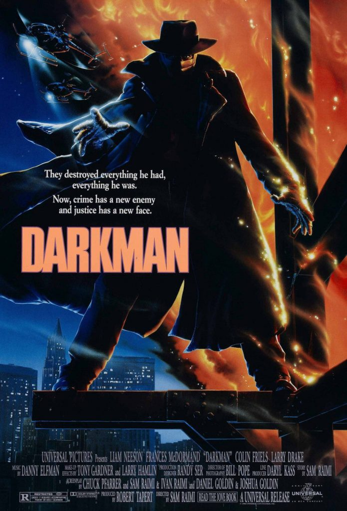 Darkman (1990) Review: Excellent comic book movie more people need to see