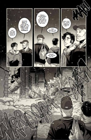 'Nomen Omen' #2 review: A short circuit appears in this innovative urban fantasy