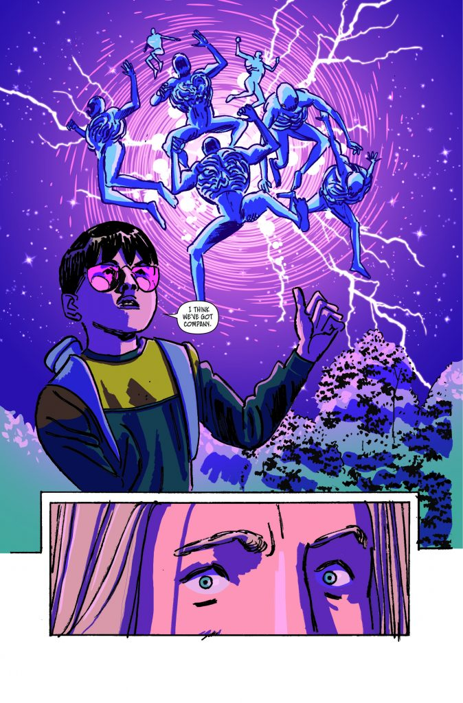Olympia #1 Review