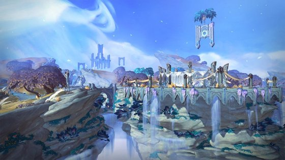World of Warcraft's level cap is being reduced to 60 in 'Shadowlands'