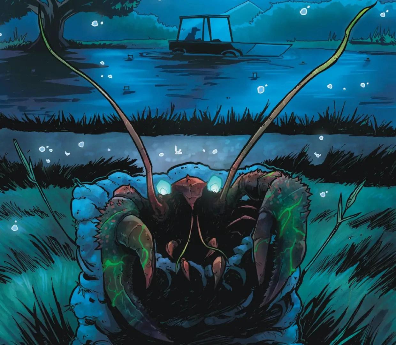 Farmhand #12 Review: The Freeport Crawfish Massacre