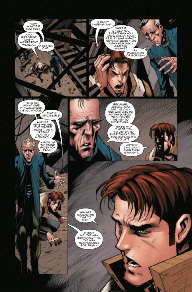Marvel Preview: 2099: Omega #1