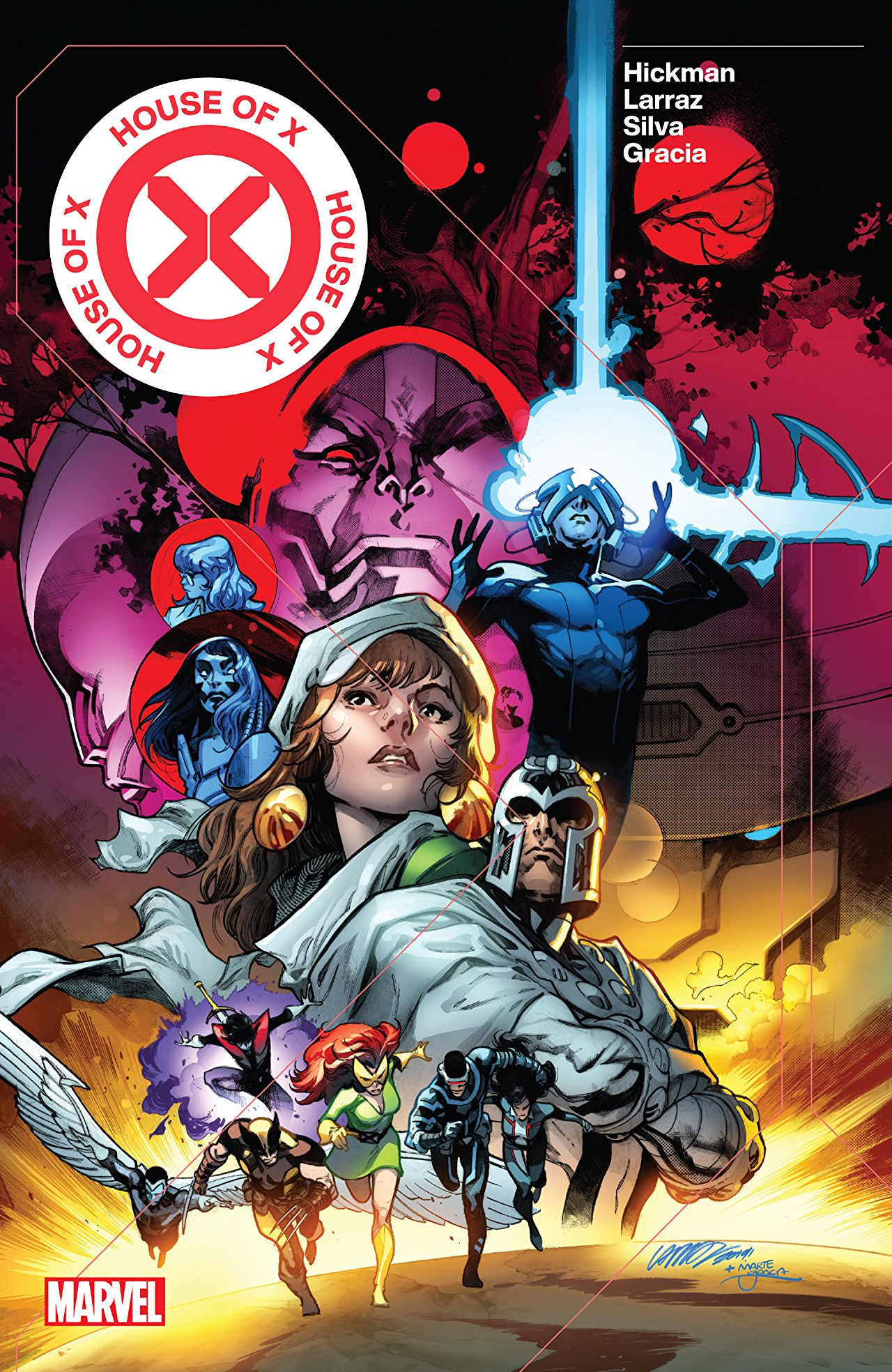 House of X/Powers of X HC review: A look inside the revolutionary project