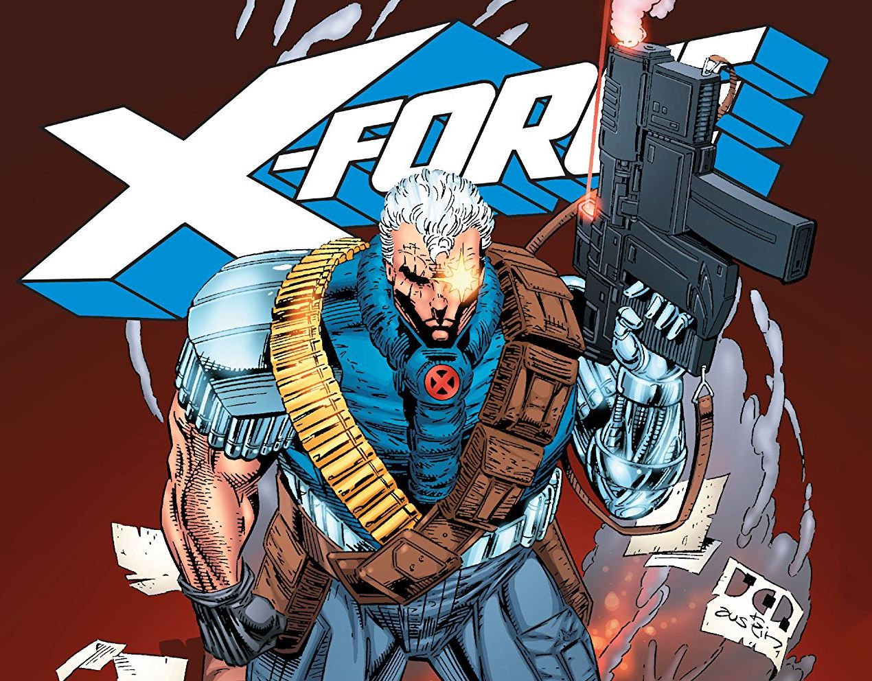 X-Force Epic Collection: X-Cutioner's Song review: The '90s at their best