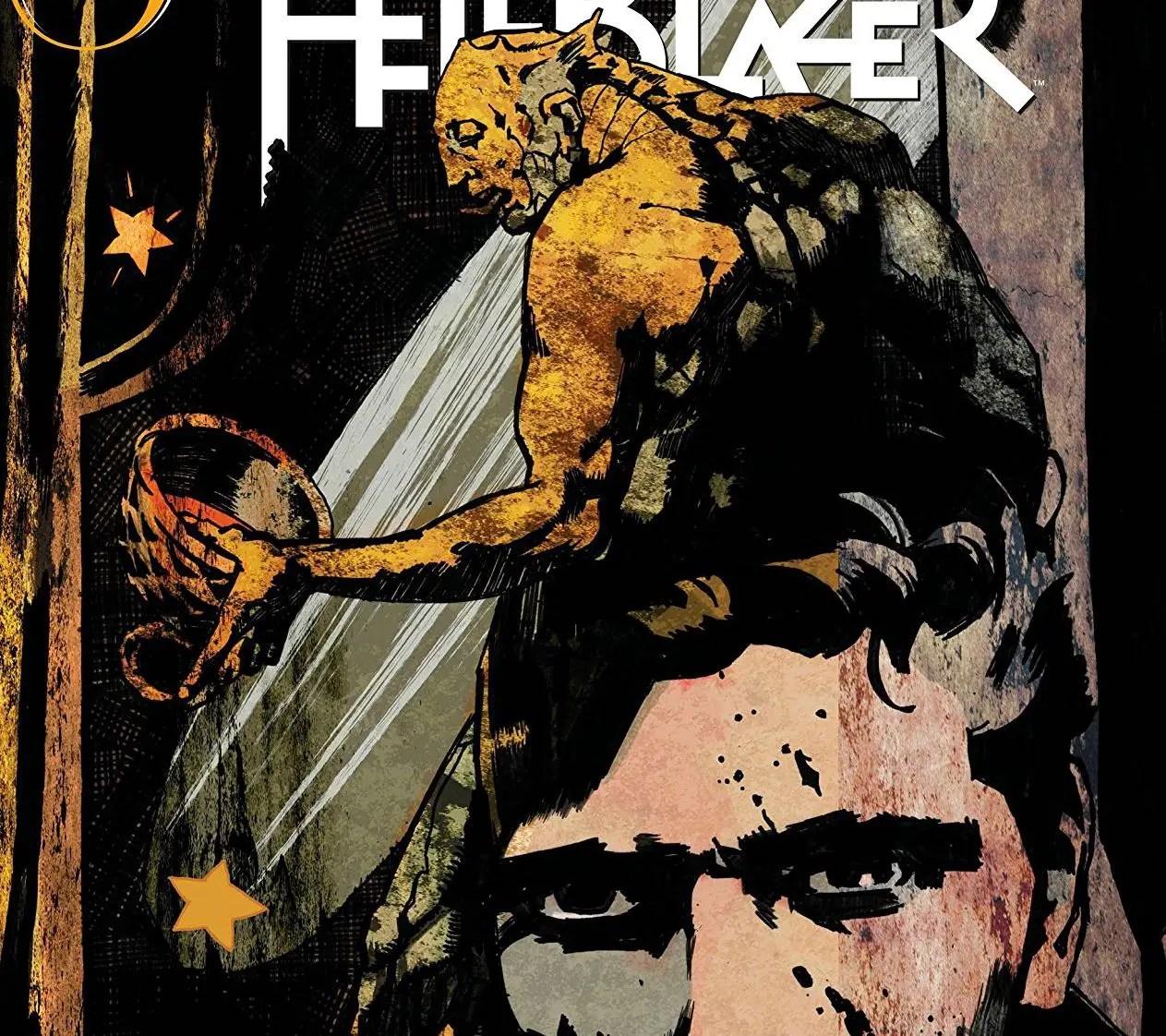 John Constantine: Hellblazer #2 Review