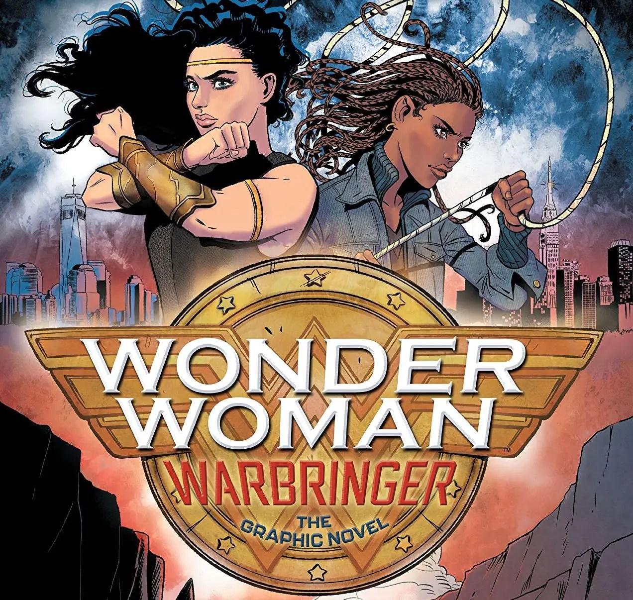 Wonder Woman: Warbringer Graphic Novel review