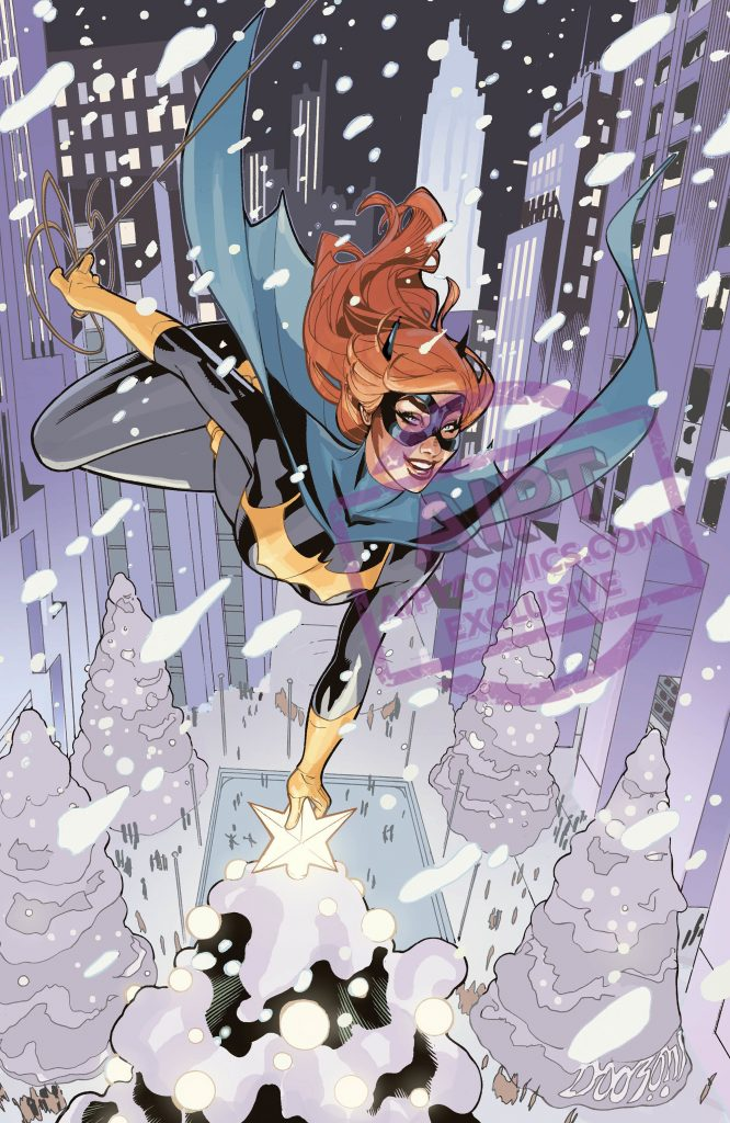 EXCLUSIVE DC Preview: Batgirl #42