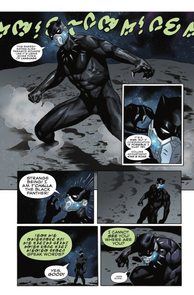Marvel Preview: Black Panther and the Agents of Wakanda #4