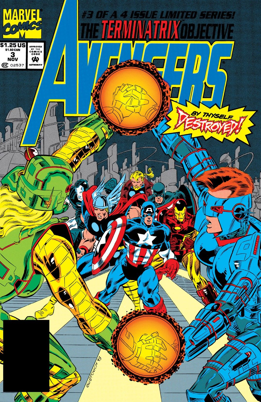 3 Reasons why 'Avengers Epic Collection: The Gatherers Strike!' is an X-Men style story