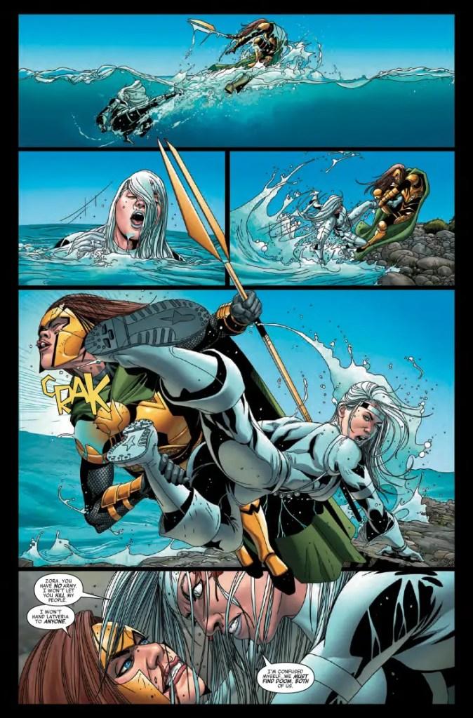 Marvel Preview: Doctor Doom #4