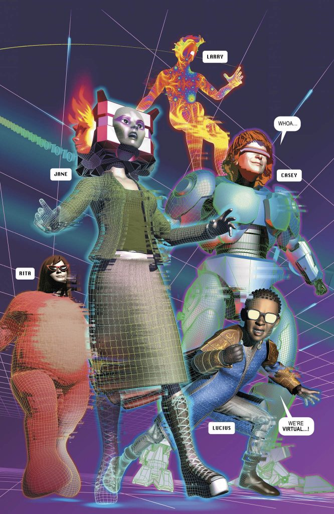 Doom Patrol: Weight of the Worlds #6 Review