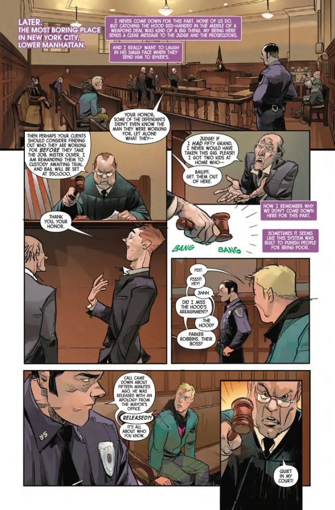 Marvel Preview: Hawkeye: Freefall (2020-) #1