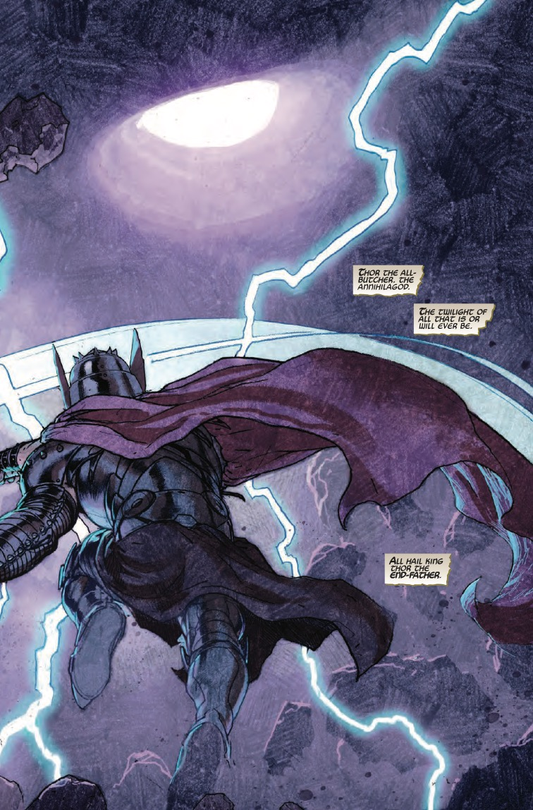 King Thor #4 Review