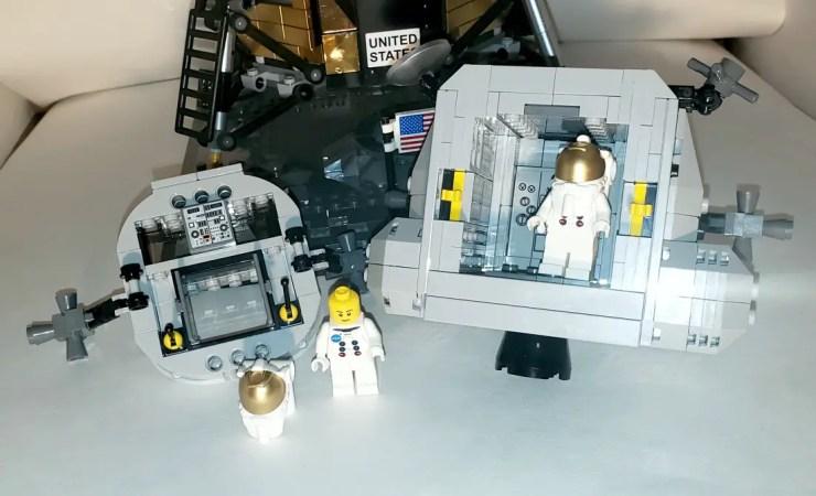 LEGO spacecraft: A brief history of historic accuracy