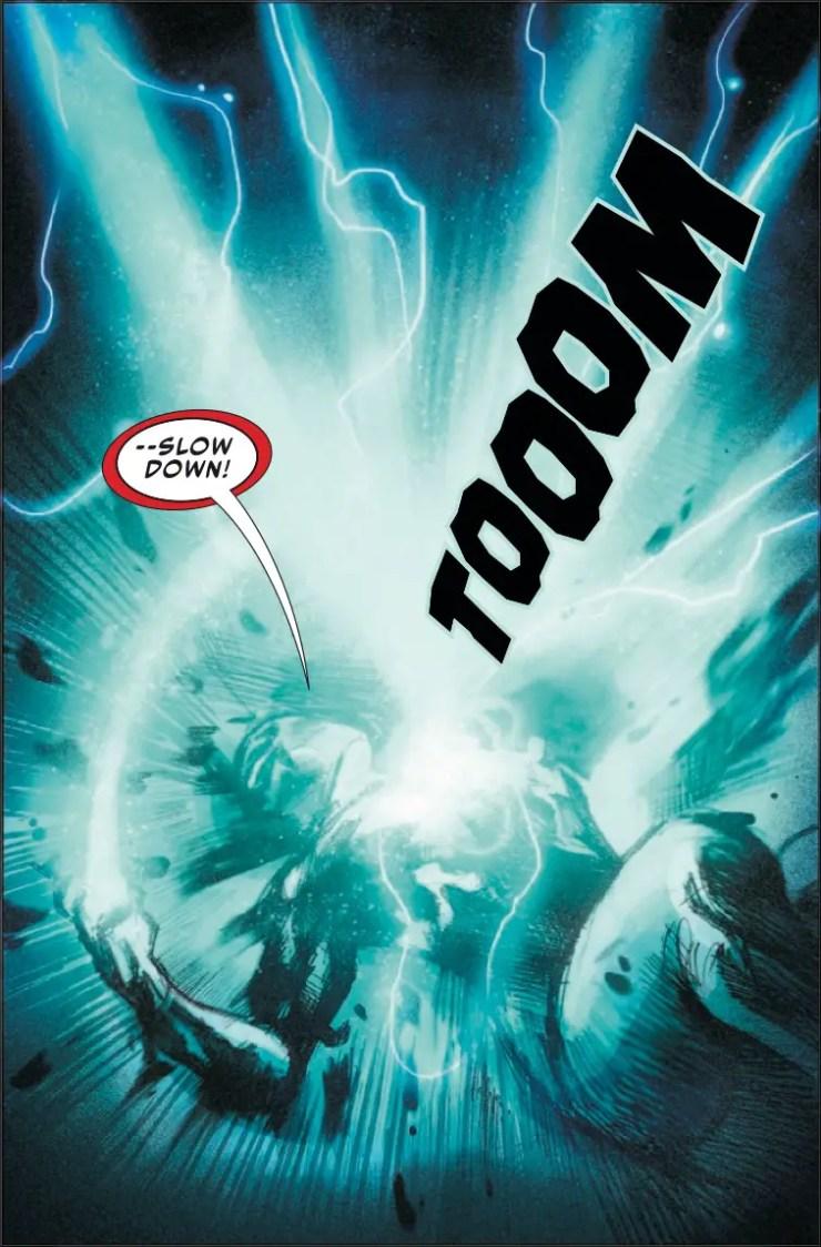 Marvel Preview: Marvel's Spider-Man: Velocity #3