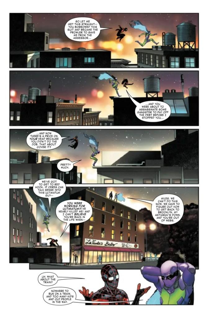 Marvel Preview: Miles Morales: Spider-Man #13