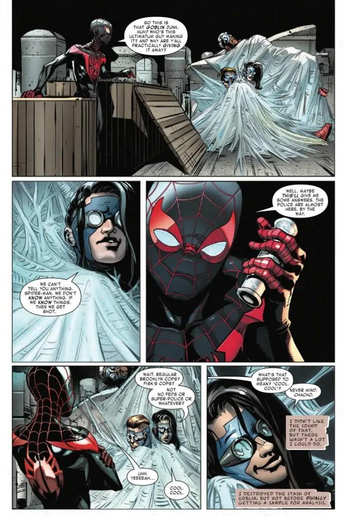 Marvel Preview: Miles Morales: Spider-Man (2018-) #14