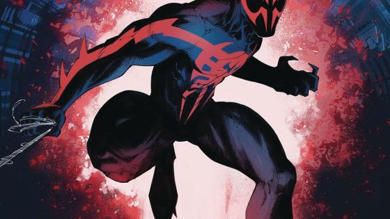 As Miguel faces a destiny he's tried to run from all his life, the secrets of 2099 begin to unravel here.