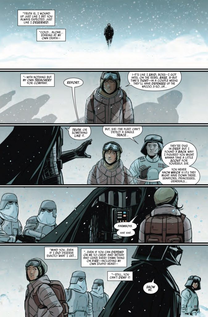 Marvel Preview: Star Wars: Doctor Aphra #40