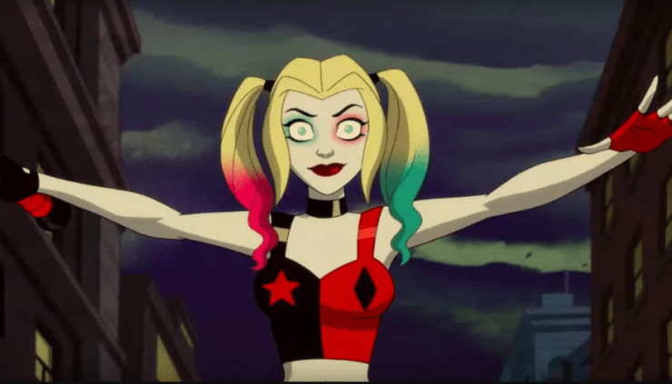 DC Universe's animated 'Harley Quinn' is a refreshing series
