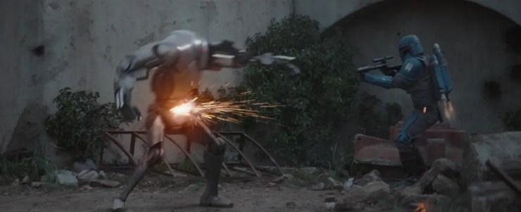 The Mandalorian: Chapter 8 'Redemption' Review/Recap
