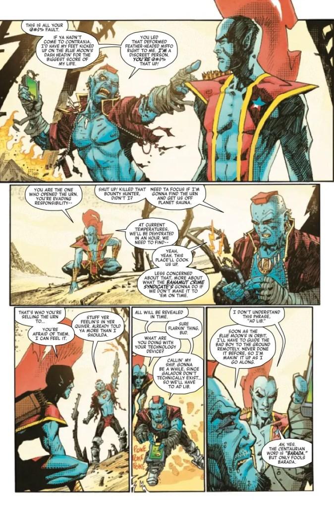 Marvel Preview: Yondu #3