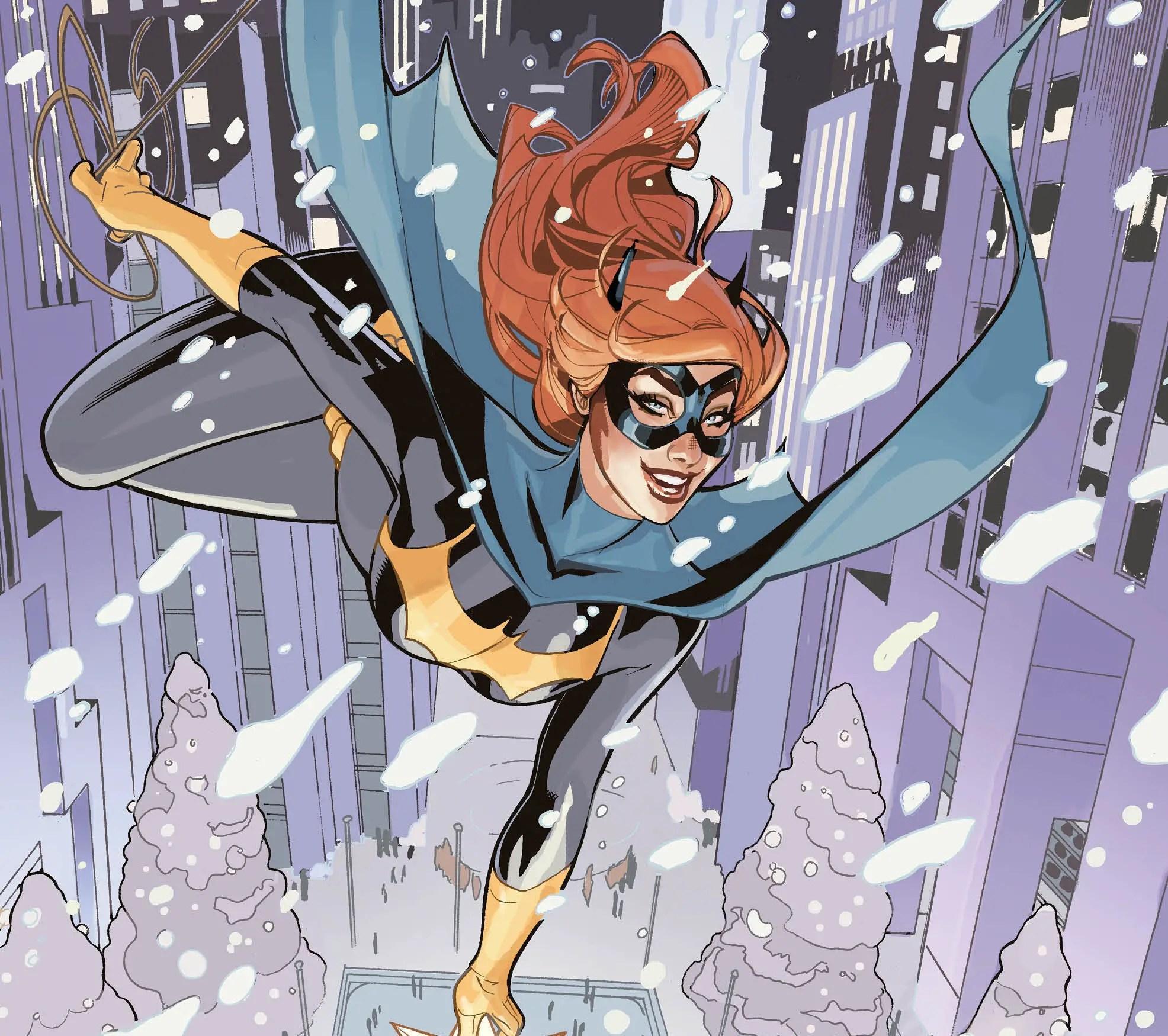 Batgirl #42 Review
