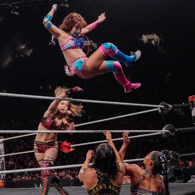 The best pro wrestling matches of 2019