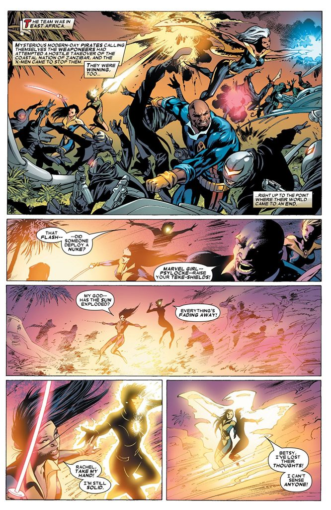 X-Men: Reload by Chris Claremont Vol. 2: House of M Review